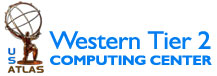 Western Tier 2 Computing Center, US ATLAS